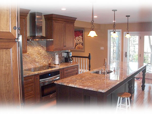 Kitchen Remodel constructed by Dave Thorley Construction